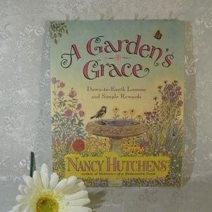 A garden`s grace, gardening book